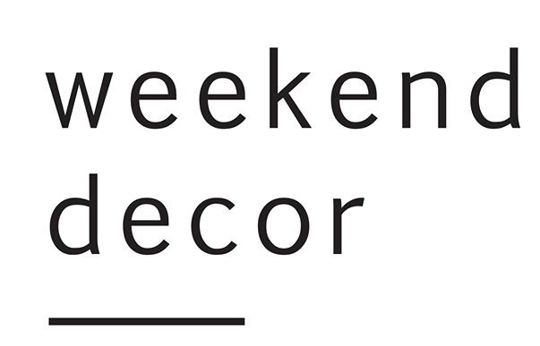 #weekenddecor